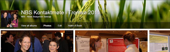 Kontaktmøte 2011 i Tromsø - NBS
