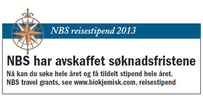 NBS avskaffet søknadsfristene - NBS