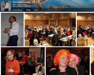 Kontaktmøte 2011 Tromsø - NBS