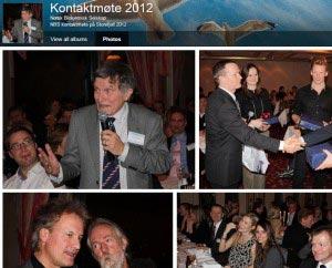 Kontaktmøte 2012 Storefjell - NBS